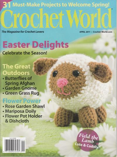 Crochet Worls June 2011
