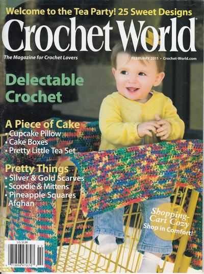 Crochet Worlds Feb 2011