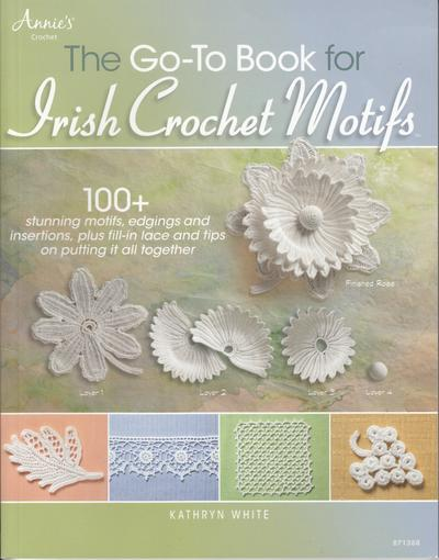 Go to book for Irish Crochet