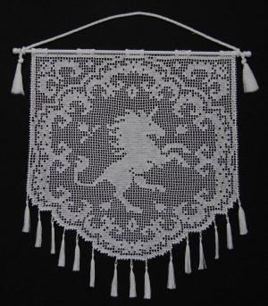 Crochet Hanging Luminaries Crochet Pattern | Red Heart