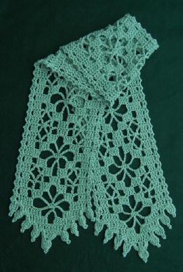 Winter Diamond Scarf